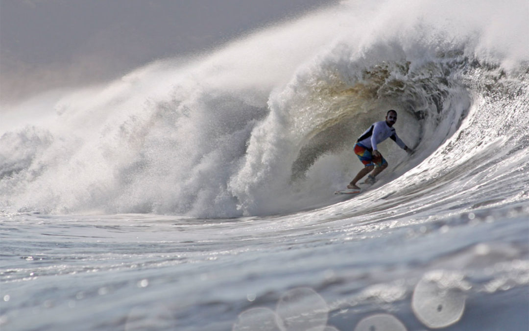 Swells Come and Go