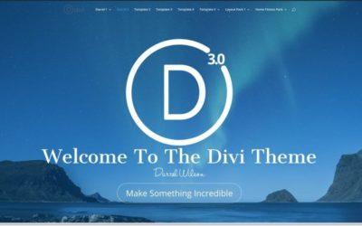 A List of Divi Resources