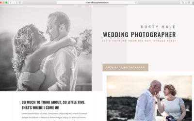 Review: Divi Wedding Planner Layout Pack